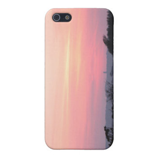 Cornish Sunset Speck iPhone4 Case iPhone 5/5S Cover
