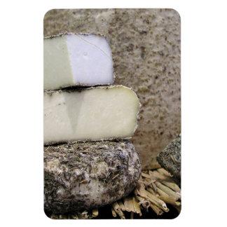 Cornish Yarg cheese Magnet