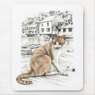 CornishCat Mousepad