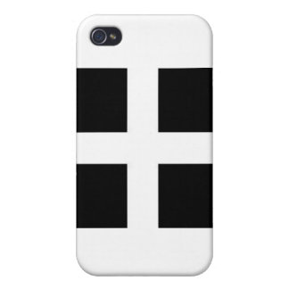 cornishslang cornwall kernow flag case for iPhone 4