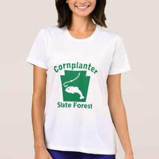 Cornplanter SF Fish T-Shirt