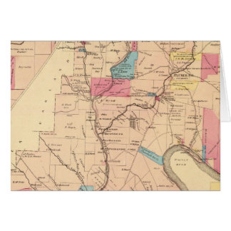 Cornplanter Township Card