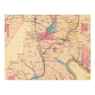 Cornplanter Township Postcard