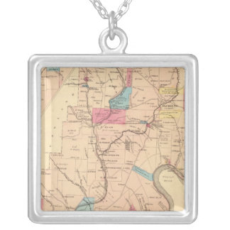 Cornplanter Township Silver Plated Necklace