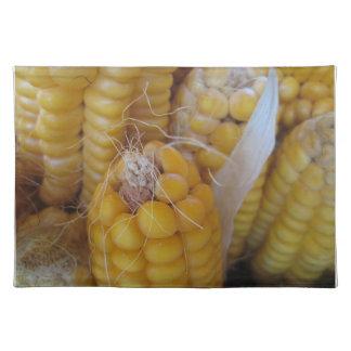 Cornstalk Placemat Mantel