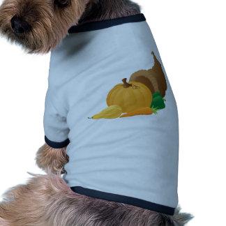 Cornucopia Dog Tee Shirt