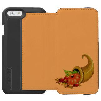 Cornucopia / Horn of Plenty iPhone 6/6s Wallet Case