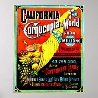 Cornucopia - impresión posters
