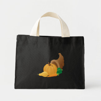 Cornucopia Mini Tote Bag