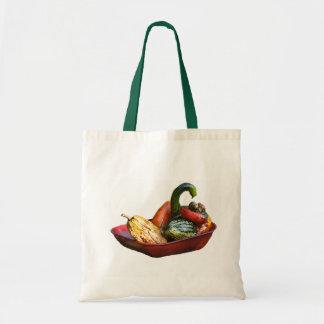 Cornucopia Tote Canvas Bag