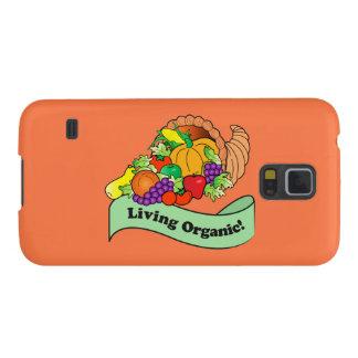 Cornucopia: Vida orgánica Carcasa Para Galaxy S5