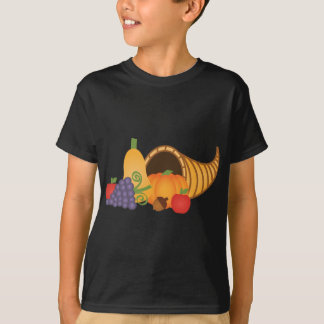 Cornucopia with Rich Colors T-Shirt