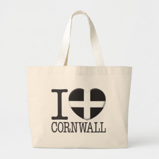 Cornwall Tote Bags