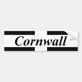 Cornwall Bumper Sticker