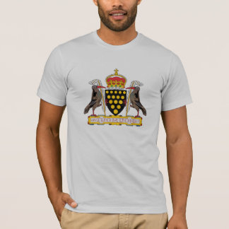 Cornwall Coat of Arms T-Shirt