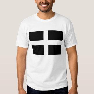 Cornwall - Cornish Flag / St. Piran's T-Shirt