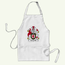 Cornwall Family Crest Apron