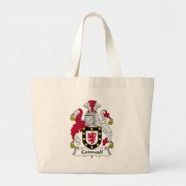 Cornwall Family Crest Bag