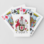 Cornwall Family Crest Deck Of Cards
