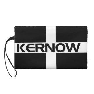 CORNWALL FLAG WRISTLET CLUTCH