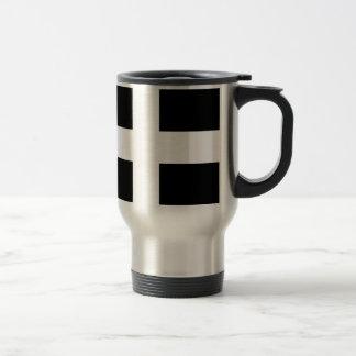 Cornwall flag..jpg coffee mugs