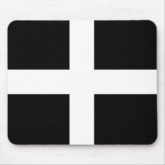 Cornwall Flag Mouse Pad