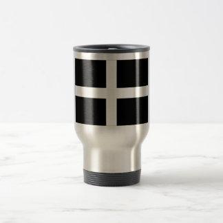 Cornwall Flag Coffee Mugs