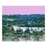 Cornwall St Ives harbour poster FROM 8.99
