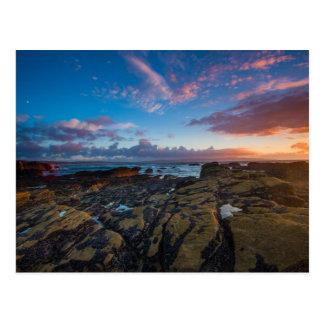 Cornwall Sunset Postcards