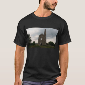 Cornwall Tin Mine Photo PoldarkCountry T-Shirt
