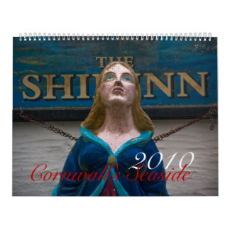 Cornwall's Seaside 2010 Calendar