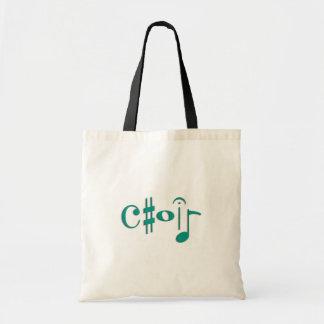 coro bolsa tela barata