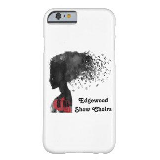 Coro de la demostración de Edgewood Funda De iPhone 6 Barely There
