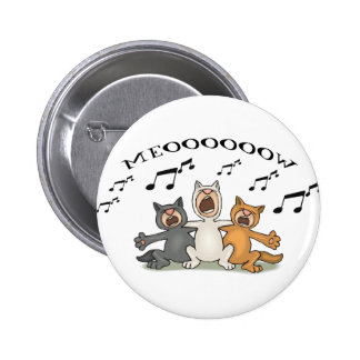 Coro del gato pin
