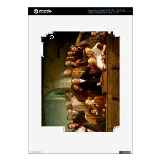 Coro del pueblo (véase también 12274) iPad 3 skin