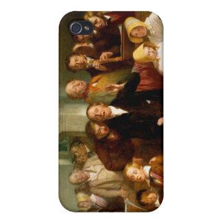 Coro del pueblo (véase también 12274) iPhone 4 carcasas
