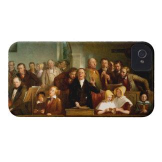 Coro del pueblo (véase también 12274) iPhone 4 Case-Mate protector