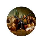 Coro del pueblo (véase también 12274) reloj