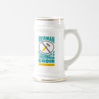 Coro Stein del Merman Jarra De Cerveza