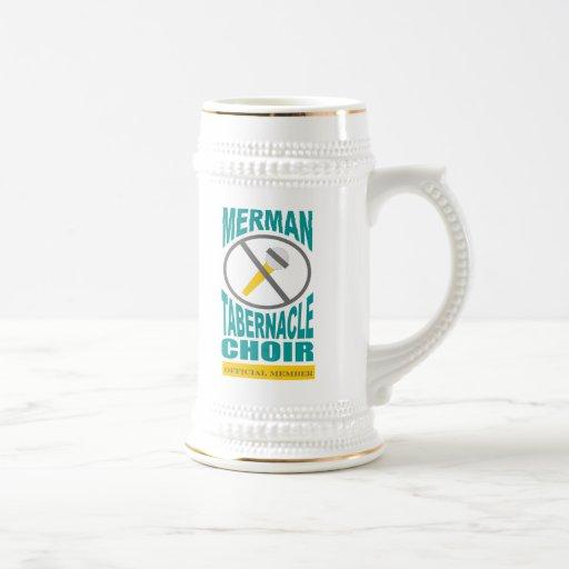 Coro Stein del Merman Tazas De Café