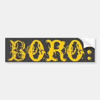 Corod ,Showdown Bumper Sticker