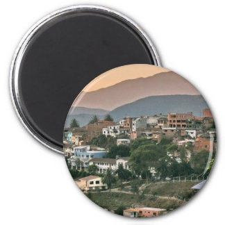 Coroico 2 Inch Round Magnet