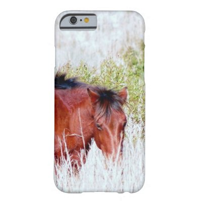 Corolla Horse Gifts Barely There iPhone 6 Case