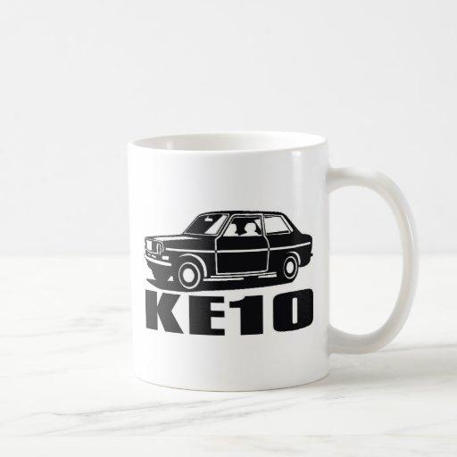 Corolla KE10 Tazas De Café