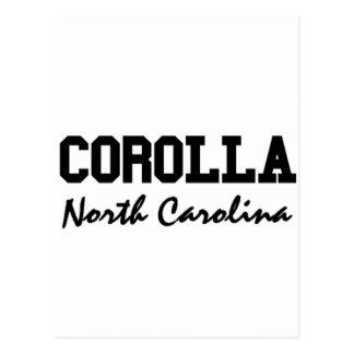 Corolla North Carolina Postcard