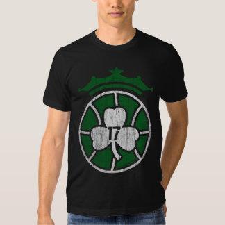 Corona 17 (vintage) de los Celtics Playeras