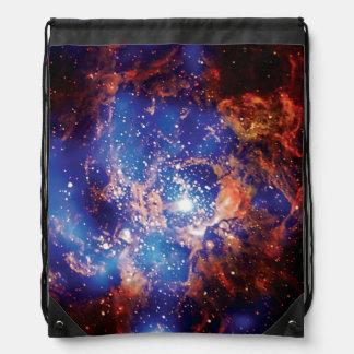 Corona Australis Coronet Star Cluster Space Photo Drawstring Bag