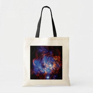 Corona Australis Coronet Star Cluster Space Photo Tote Bag