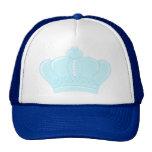 Corona azul gorra