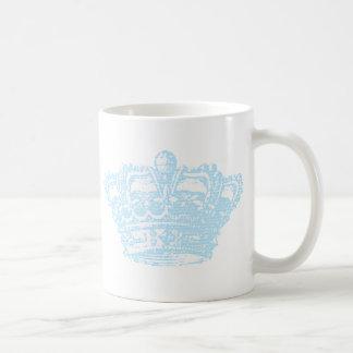 Corona azul taza clásica